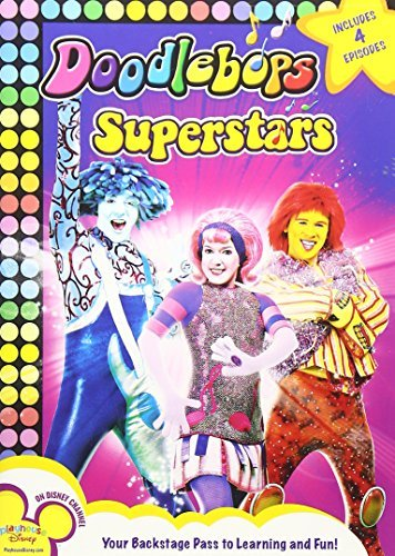 Doodlebops Superstars Doodlebops Superstars Nr