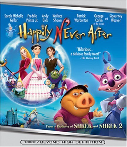 Happily Never After Happily Never After Blu Ray Ws Pg