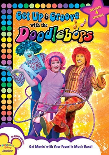 Get Up & Groove With The Doodl Doodlebops Chnr