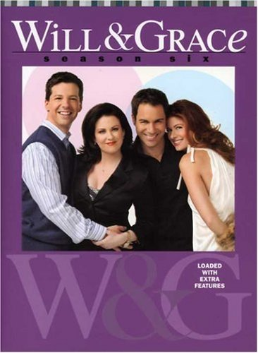 Will & Grace Season 6 DVD