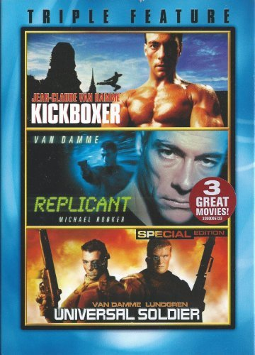 Collectors Set Van Damme Jean Claude Clr Ws Fs R