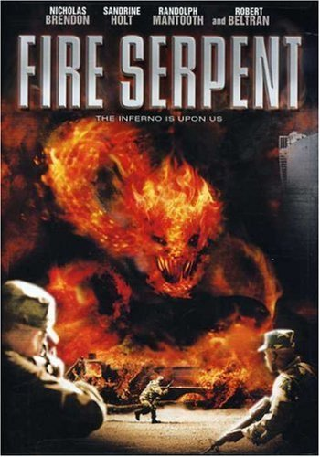 Fire Serpent Brendon Holt Mantooth Ws R