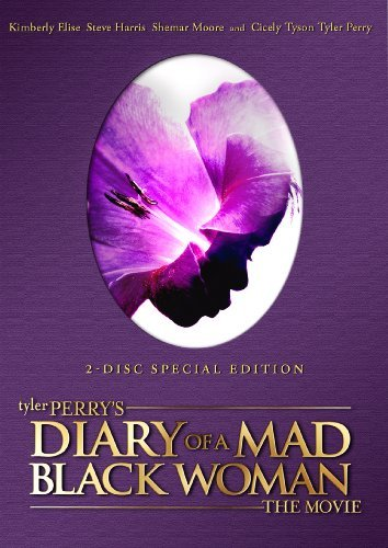 Madea Diary Of A Mad Black Woman Tyler Perry DVD Pg13 2 DVD Special Edition