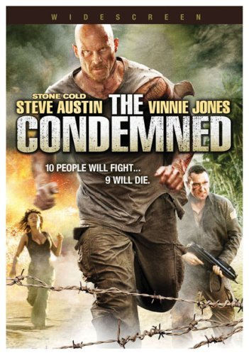 Condemned Austin Jones DVD R