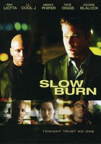 Slow Burn (2007) Liotta Ll Cool J Ws R