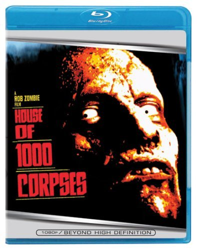 House Of 1000 Corpses House Of 1000 Corpses Blu Ray R