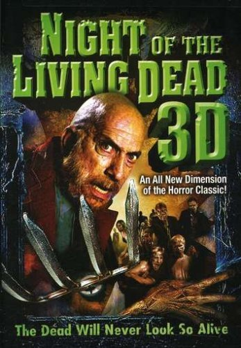 Night Of The Living Dead 3d Haig Brown Desroches Ws 3d R Incl. Glasses