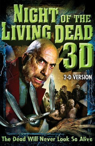 Night Of The Living Dead 2d 3d Haig Brown Desroches Ws 3d R