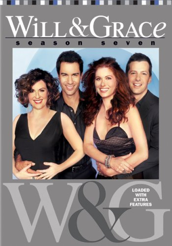 Will & Grace Season 7 DVD