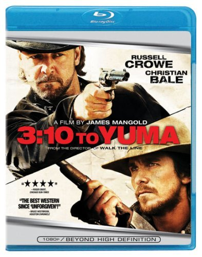 3 10 To Yuma (2007) Crowe Bale Fonda Blu Ray Ws R
