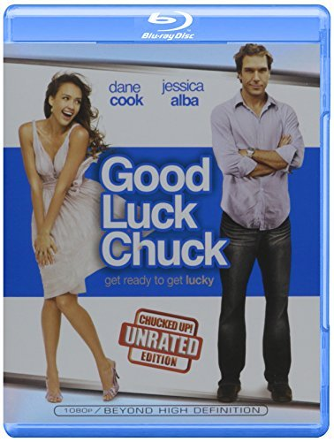 Good Luck Chuck Cook Alba Fogler Blu Ray Ws Ur