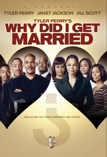 Why Did I Get Married? Tyler Perry Perry Jackson Scott Pg13