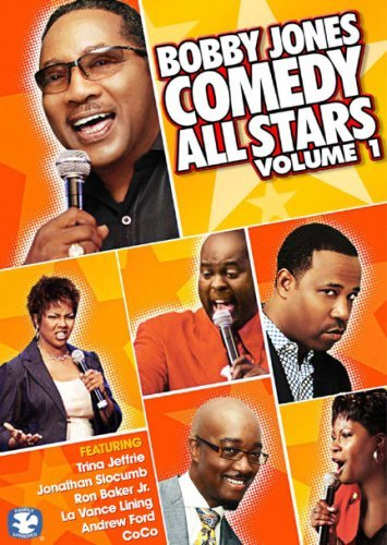 Bobby Jones Comedy All Stars Vol. 1 Nr