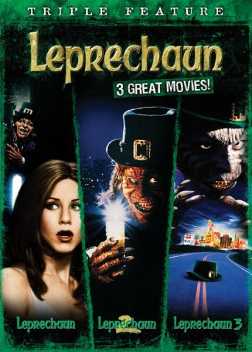 Leprechaun Triple Feature Leprechaun Triple Feature Ws Fs R 3 DVD