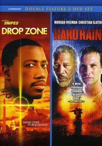 Drop Zone Hard Rain Double Feature Nr 2 DVD