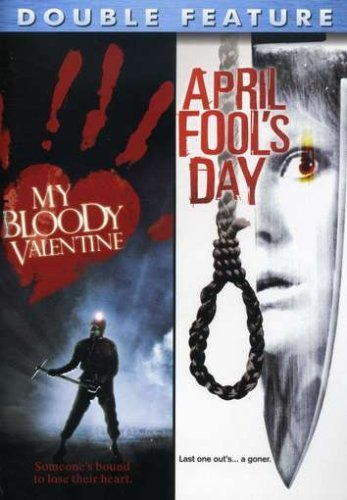 My Bloody Valentine April Fool's Day Double Feature Nr 2 DVD