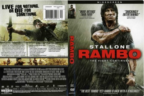 Rambo The Fight Continues Stallone