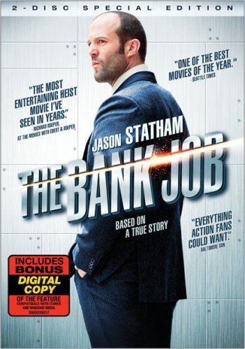 Bank Job (2008) Statham Jason Ws Special Ed. R 2 DVD