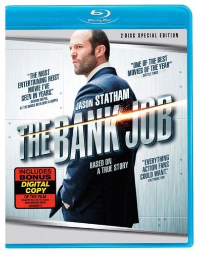 Bank Job (2008) Statham Jason Blu Ray Ws R