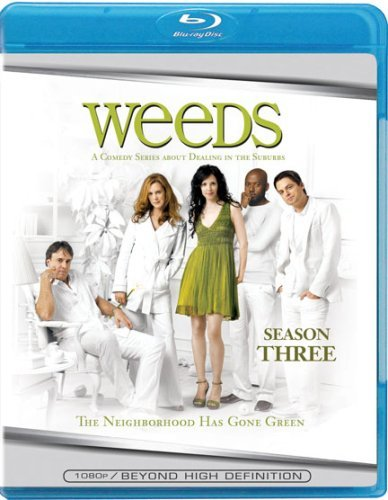 Weeds Season 3 Blu Ray Nr Ws