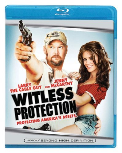 Witless Protection Witless Protection Blu Ray Ws Pg13