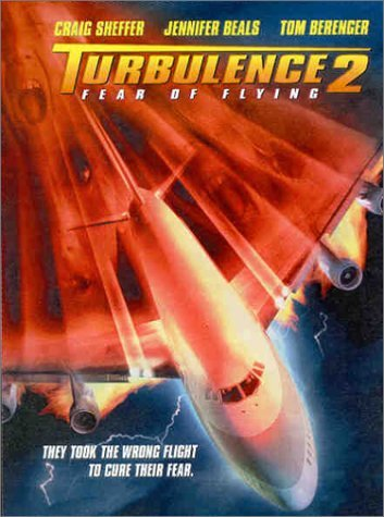 Turbulence 2 Fear Of Flying Sheffer Beals Berenger Clr St R