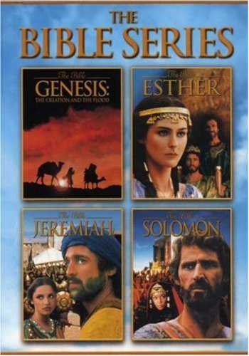 Bible Box Set Bible Clr Cc St Nr 4 DVD