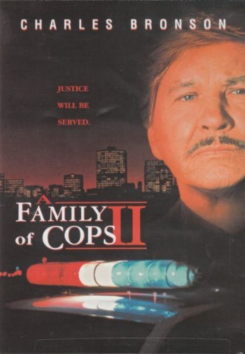 Family Of Cops 2 Bronson Charles Clr Pg13