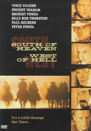 South Of Heaven West Of Hell Vaughn Thornton Fonda Yoakam J Clr Cc 5.1 Ws Fra Spa Sub R