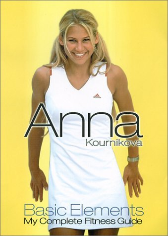 Anna Kournikova Basic Elements Clr Nr