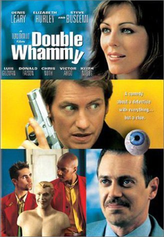 Double Whammy Leary Hurley Buscemi Guzman No DVD R