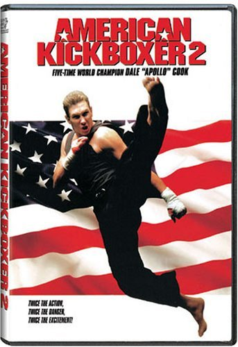 American Kickboxer 2 Cook Lurie Shower Markland Clr Cc R