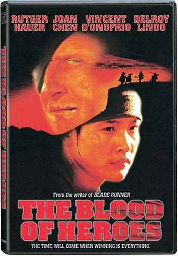 Blood Of Heroes Hauer Chen D'onofrio Lindo Clr Cc R