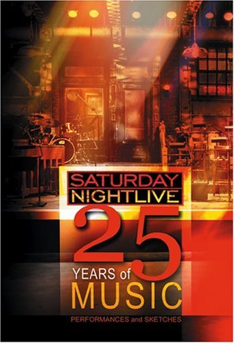 Saturday Night Live 25 Years Of Music Performances Nr 5 DVD