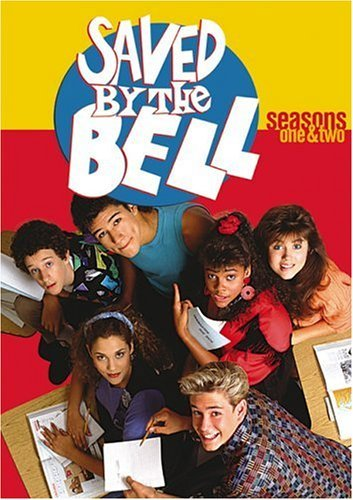 Saved By The Bell Seasons 1 & 2 DVD Nr 5 DVD