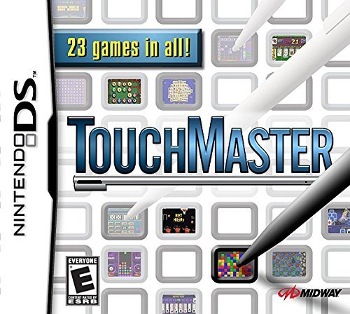 Nintendo Ds Touchmaster