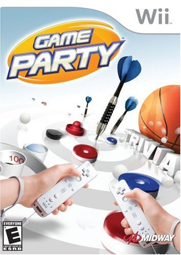 Wii Game Party Rp