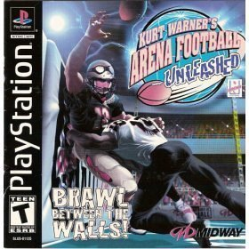 Psx Arena Football Unleashed T