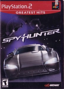 Ps2 Spy Hunter T