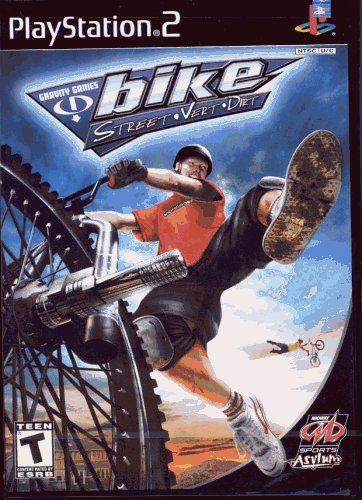 Ps2 Gravity Games Bmx
