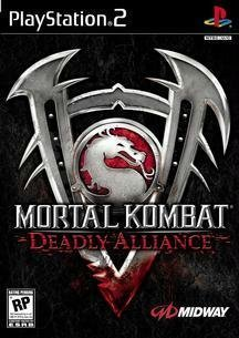 Ps2 Mortal Kombat Deadly Allia