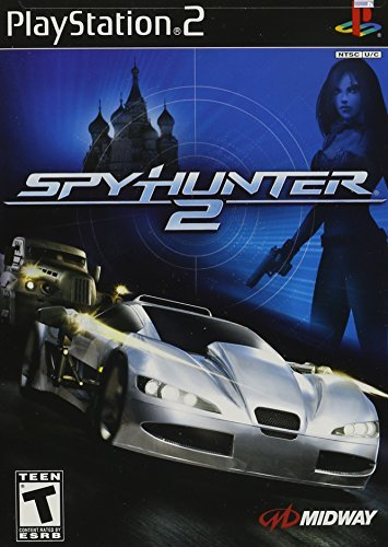Ps2 Spyhunter 2