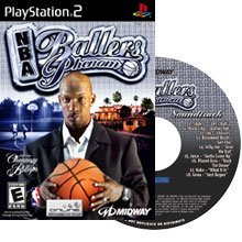 Ps2 Nba Ballers Phenom