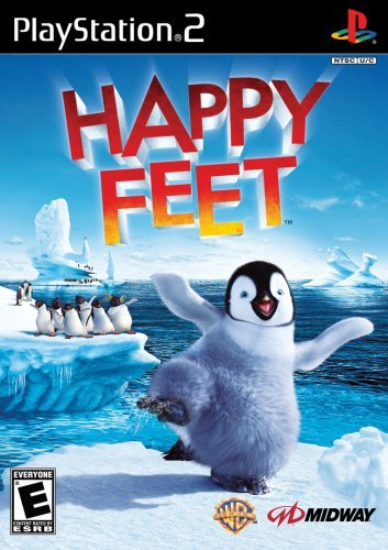 Ps2 Happy Feet