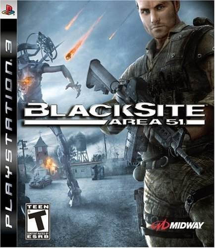 Ps3 Blacksite A51