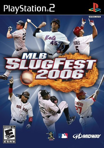 Ps2 Mlb Slugfest 06