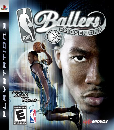 Ps3 Nba Ballers Chosen One