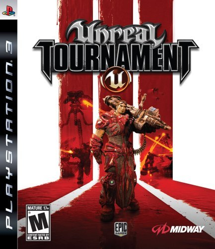 Ps3 Unreal Tournament 3 M