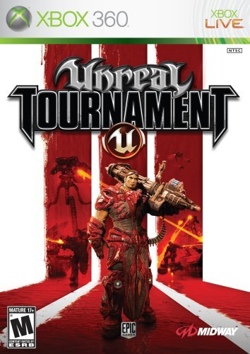 X360 Unreal Tournament Iii
