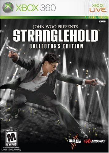 X360 Stranglehold Collectors Editio M